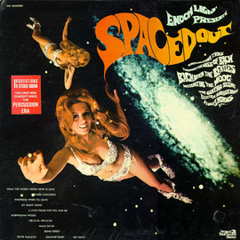 "Enoch Light & The Light Bridge - ""SPACED OUT"", 1973"
