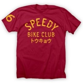 Speedy Bike Club トウキョウ Tee