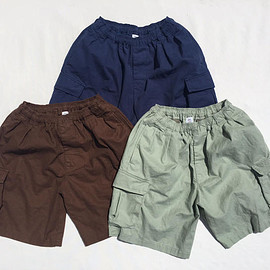 Goofy Creation - Pile Pocket 2tack Cargo Shorts