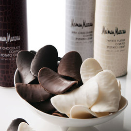Neiman Marcus - Chocolate-Coated Potato Crisps