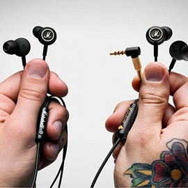 Marshall - Mode & Mode EQ In-Ear Headphones Introduced
