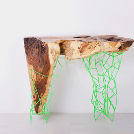 Maximo Riera - the millennial console collection from ancient trees (GREEN)