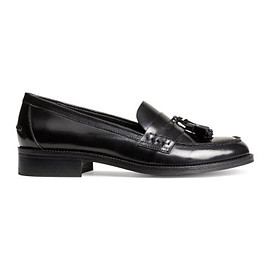 H&M - Leather Loafers