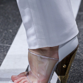 GIVENCHY by Riccardo Tisci - shoes / 2013S/S