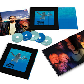 NIRVANA - NEVERMIND SUPER DELUXE EDITION 4CDS + DVD
