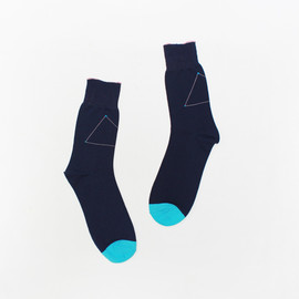 10 more socks, +10 - summer triangle 1:1 socks
