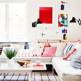 my scandinavian home - Swedish country style with a modern twist
