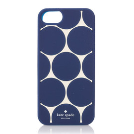 kate spade NEW YORK - SEASONLESS SILICONE IPHONE CASES DEDORAH DOT 5