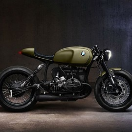 BMW - Mark II Series Café Racer