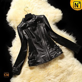 cwmalls - CWMALLS Womens Motorcycle Jacket CW650022
