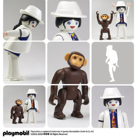 playmobil - Michael&Bubbles