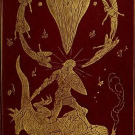 Andrew Lang Illustrations by H. J. Ford - The Crimson Fairy Book