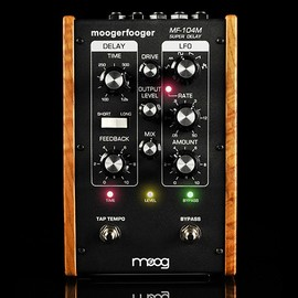 moog - MF-104M Super Delay