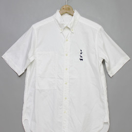 MOUNTAIN RESEARCH - B.D. S/S (2012SS WHITE)