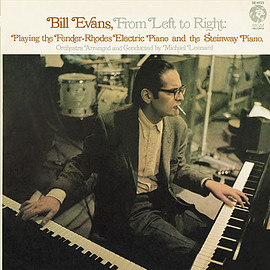 bill evans - from left to right +4