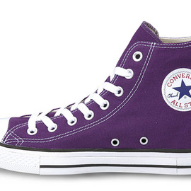 CONVERSE - CANVAS ALL STAR® COLORS EVO HI