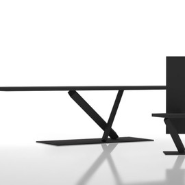 吉岡徳仁 tokujin yoshioka - element table for desalto