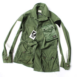 """12s/s Mountain Parka"""