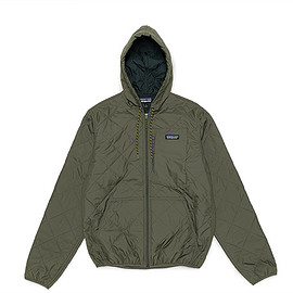 Patagonia - M's Diamond Quilted Bomber Hoody-INDG