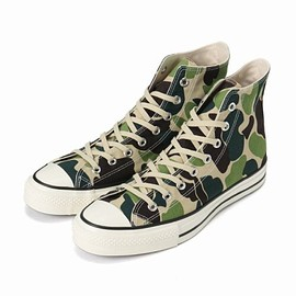 CONVERSE - Converse ALL STAR J 83 Camo HI Made in Japan