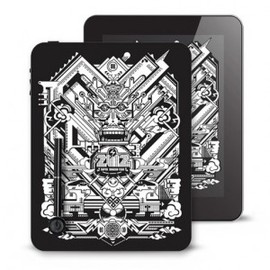 ohneed - Original Design Steel Totem Ipad Case