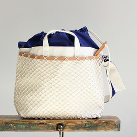 TEMBEA - TEMBEA WET & DRY BAG natural/navy