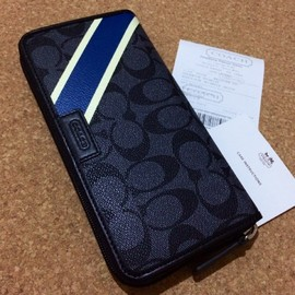 Coach - COACH Continental Wallet