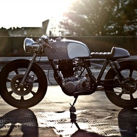 Type18 / BMW R nineT concept motorcycle