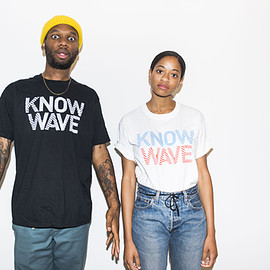 KNOW WAVE - DAZZLE T-SHIRT