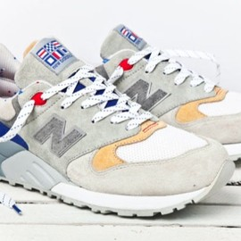 J.CREW × NEW BALANCE 997 BUTTERSCOTCH