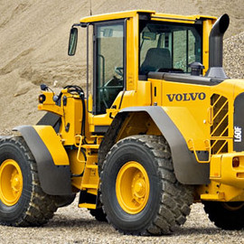 Volvo - L60F Wheel loader