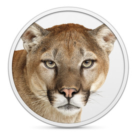 Apple - OS X 10.8 Mountain Lion