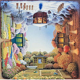 Jacek Yerka - Art On All Sides! 4siders