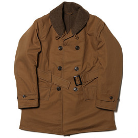 THE REAL McCOY'S - MACKINAW COAT