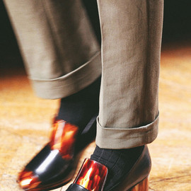 dries van noten - shoes, fall 2012