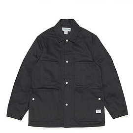 SASSAFRAS - Green Thumb Jacket+-Drill-Black