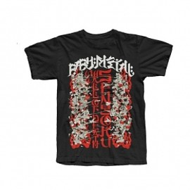 BABYMETAL - SENGOKU 2015 WORLD TOUR T-SHIRT