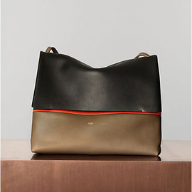 CELINE - All soft in calfskin black