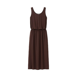 UNIQLO - Rayon Long Dress