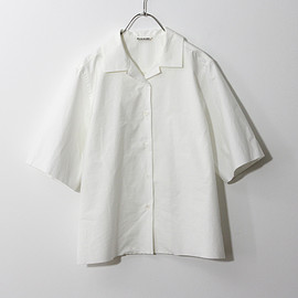 AURALEE - half sleeved shirts