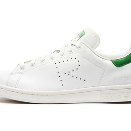 adidas - RAF SIMONS × ADIDAS STAN SMITH WHITE/GREEN