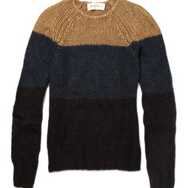 MARNI - Loose Weave Mohair-Blend Sweater