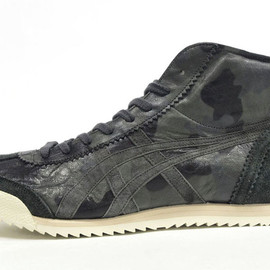 ONITSUKA TIGER - MEXICO MID RUNNER DELUXE 「NIPPON MADE」