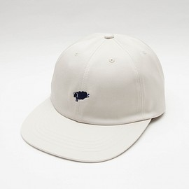 cup and cone - 6 Panel Cap - Ivory