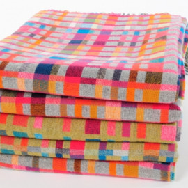 Holly Berry - Morse Code Blankets by Holly Berry
