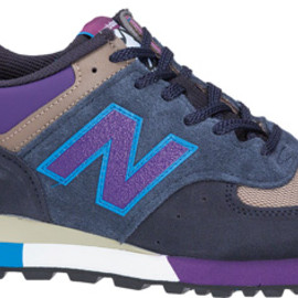 New Balance - M576 NAVY/PURPLE(ENP)