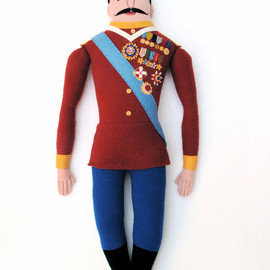 Mimi Kirchner - General with Medals doll