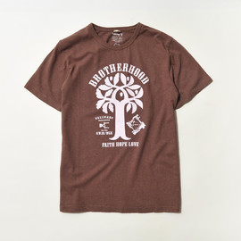 TACOMA FUJI RECORDS - BROTHERHOOD Tシャツ