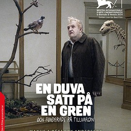 Roy Andersson - 「さよなら、人類(原題:A Pigeon Sat on a Branch Reflecting on Existence)」Blu-ray(スウェーデン版)