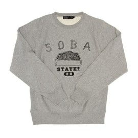 かせきさいだぁ - SOBASTATE SWEAT SHIRT